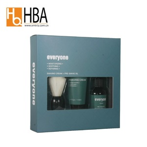 Wholesale private label hotel disposable shaving cream kits best mens shaving cream