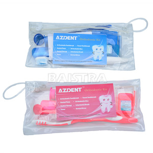2018 New Oral Hygiene Products Dental Orthodontic Care Kit