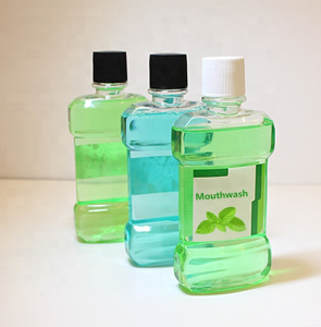 250ML/500ML private label bamboo antiseptic mouthwash