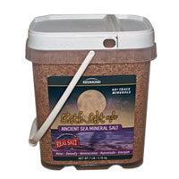 Bath Salt Plus Bucket, 7 LB by Redmond RealSalt