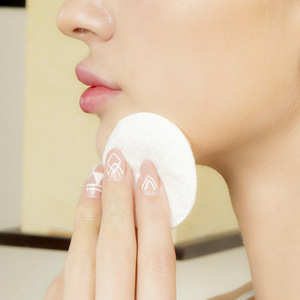 Best price Cosmetic Cotton Pads, natural eye makeup remover