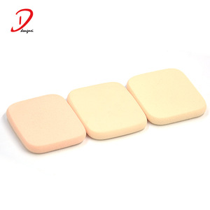 best selling nbr latex cosmetic make up sponge puff