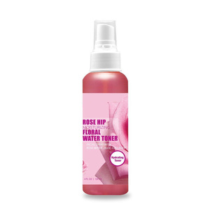 Bulgarian rose water spray toner
