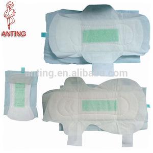Free sample sanitary pads, lady organic cotton anion sanitary napkin