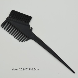 Hair salon equipment dyeing brush and tinting tail comb with low price for coloring