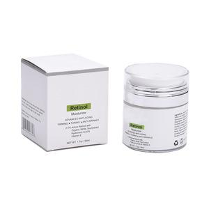 High Quality Face Retinol Moisturizing Cream With Hyaluronic Acid Retinol Moisturizing, Retinol Cream