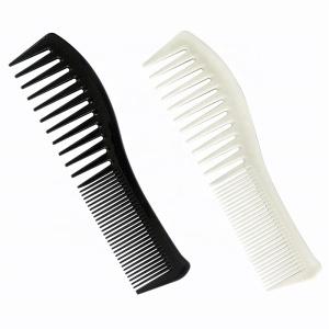 Machining Mold Injection Molding Printing Custom Plastic Hair Comb salon cutting comb
