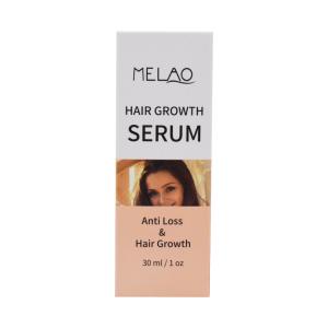 Private Label Anti Hair Loss OEM Hair Growth Serum Natural Grow Hair Product