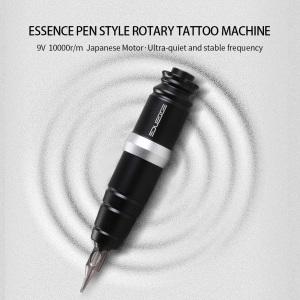 Professional Dragonhawk Rotary Tattoo Machine Pen