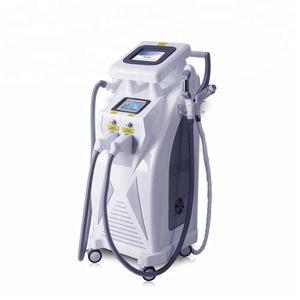 Skin Care Manufacturer Opt E Light Ipl Rf Nd Yag Laser 4 In 1 Multifunctional Beauty Salon Machine