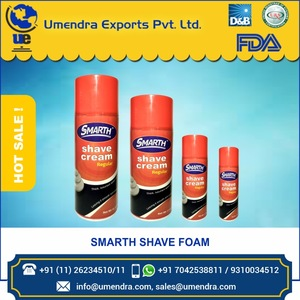 Smarth Shaving Foam made with Hydrating Formula for Men