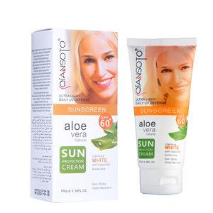 sunscreen anti-uv isolation outdoor whitening sunscreen cream