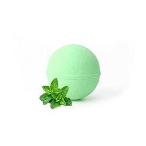 Wholesale bulk Toy inside bubble fizzy bath bomb organic ball set