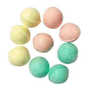 Wholesale Custom Bubble Bath Bombs Fizzy Organic Bombs Bath For Kids