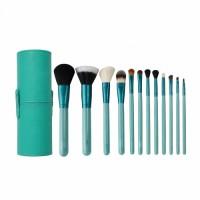 YRSOOPRISA Makeup Brushes Premium Vegan Soft Foundation Kabuki Eyeshadow Cosmetic Brush Set