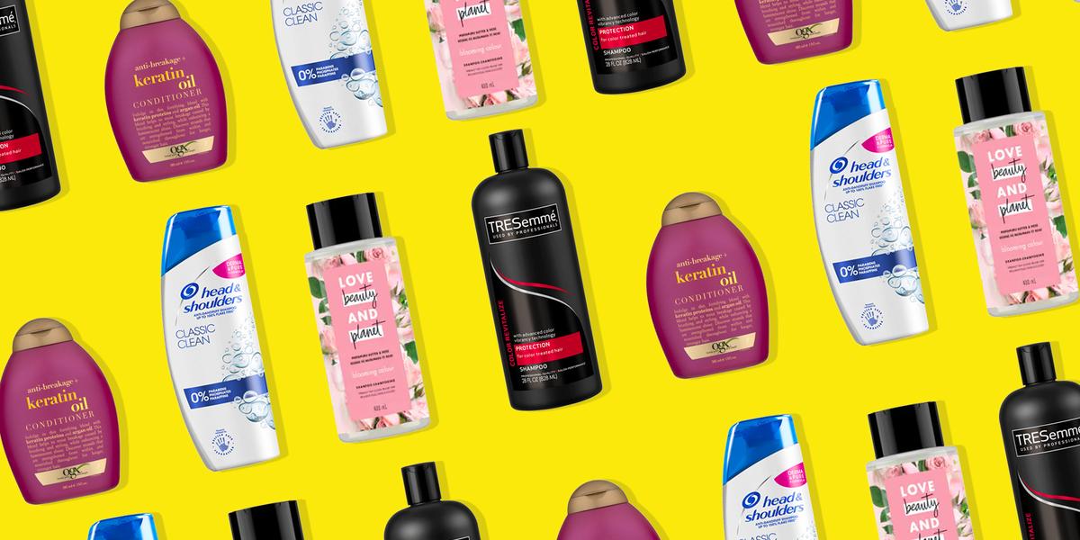Hair Shampoo 100% SIlky, Smooth And Dense Hair @ $1.2/KG