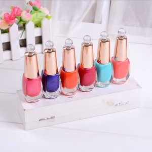 16 Colors Nail Polish For Make Up Private Label Nail Polish