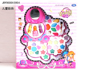 2014 Safety and environmental protection children cosmetic toys fashion make-up set