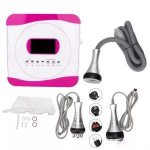 3 heads cavitation rf vacuum body slimming machine / 40k cavitation slimming machine 60k cavitation machine