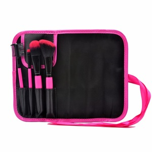 4 Pcs Sleek Makeup Professional Eye Shadow Applicator Make Up Brushes