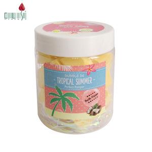 Body relaxing personal care skin nourishing bath powder