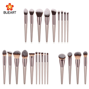 Customized Logo Wholesale Cosmetic Make up Beauty Brushes Custom logo makeup brush