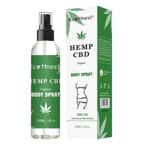 ECO finest CBD Deodorant Body Mist Spray