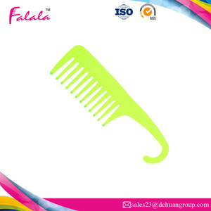 Falala hottest baby hair care product plastic hair brush