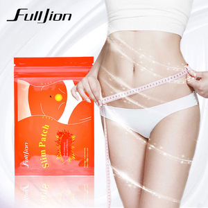 Fulljion Slim Patch Original Weight Loss Fat Burner Slimming Products Bajar De Pes