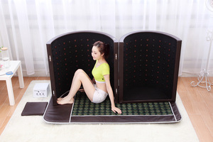 Luxurious far infrared sauna spa capsule for large size space with high quality