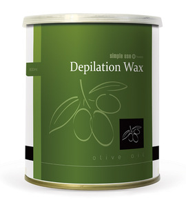 Olive Oil Wax in jar 800ml