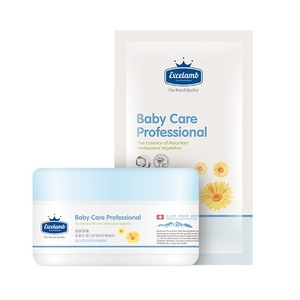Private label natural herbal 3in 1 multi-effective skin care baby talc powder