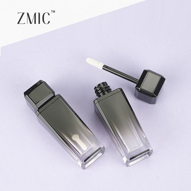Empty lipgloss tube lip cream packaging private label made in China ZMIC