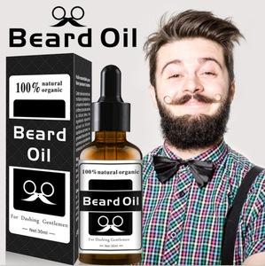 Beard Grooming kit for Men Care - Unscented Beard Oil, Beard Shampoo Wash, Beard Conditioner Softener