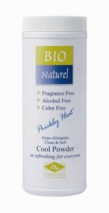 BIONATURAL: PRICKLY HEAT cool powder