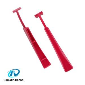 D107 safety face hair shaving razor, facial hair remover