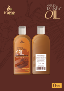 Deep Tanning Oil with Argan
