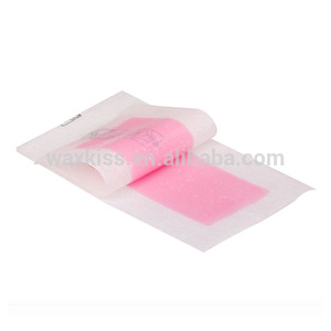 Direct factory waxkiss OEM Ready-to-use depilatory hair removal wax strips