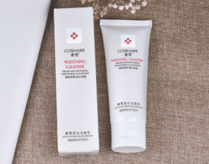 Face care skin whitening korean beauty collagen skin care set