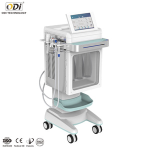 Hot skin rejuvenation water oxygen jet peel machine wholesale aqua facial machine
