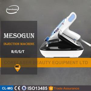Injection skin rejuvenation no needles meso mesotherapy gun