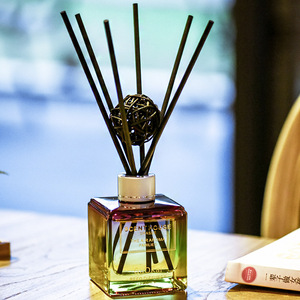 private label perfume glass bottle fragrance reed diffuser