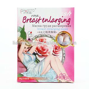 Rose essence gainly breast enlargement mask