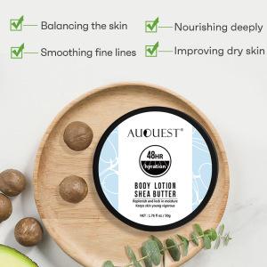 Smoothing Nourishing Body Cream Moisturizing Shea Butter Lotion