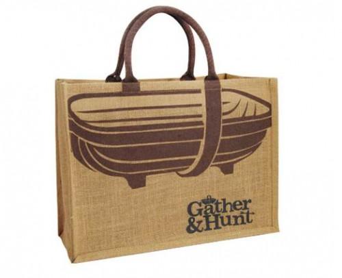 Jute Shopping Bag, Grocery Bag, Promotional Shopping Bags