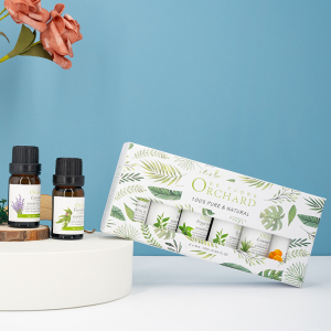 Hot selling essential oil 6 orchard brands selling directly low MOQ best prices Super top 6 essential oils