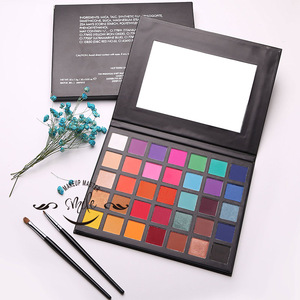 LT19 TOP new certification ISO 22716 Glitter cosmetics makeup eye shadow makeup