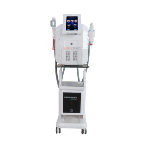New product ideas 2021 electrolysis IPL nd yag laser hair removal machine