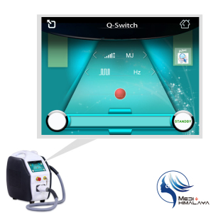 new technology product in china rejuvenation face lift/1064nm 532nm high power effective/1064 nm 532nm nd yag laser europe
