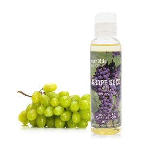 OEM ODM Muti-function Skin Nourishing Hair Care Grape Seed Carrier Oil For Skin Care